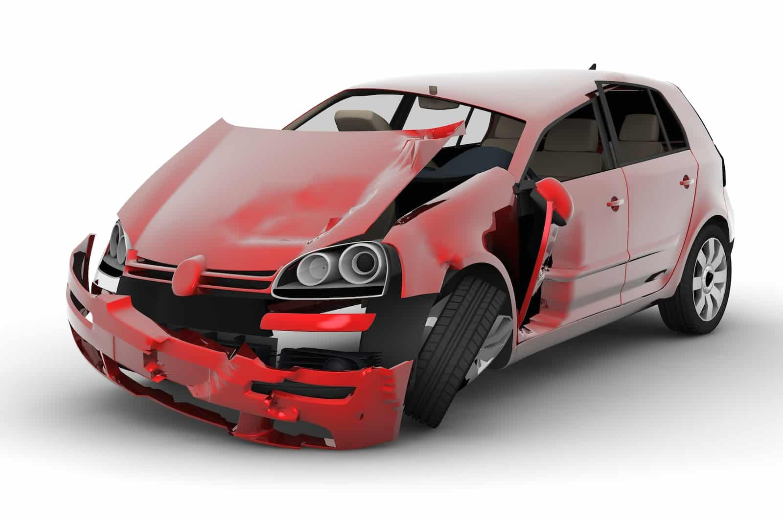 all american healthcare car accidents