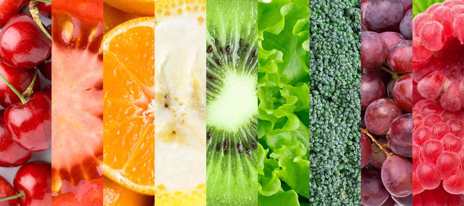 5 Shades of Nutrition
