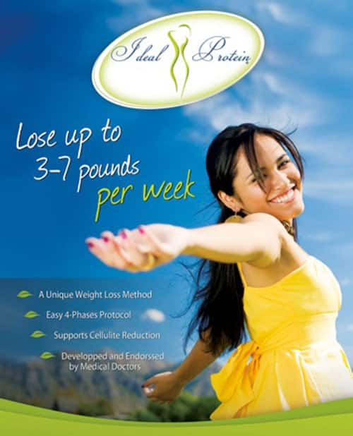 Ideal Protein Plan is Medical Weight Loss Nutrition on Autopilot