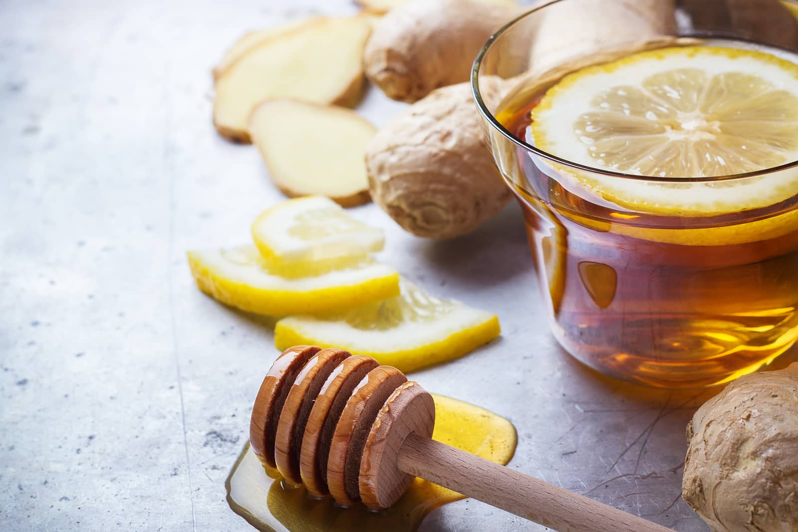 honey winter health