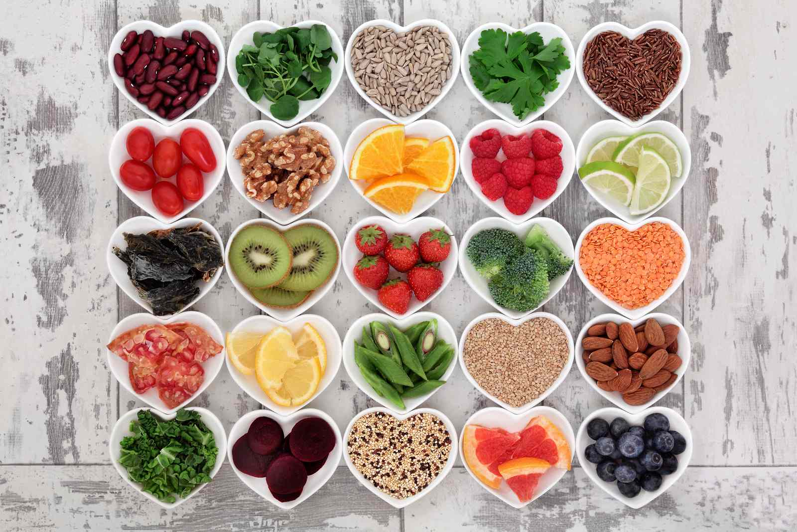 Heart-Healthy Foods to Power Your Body