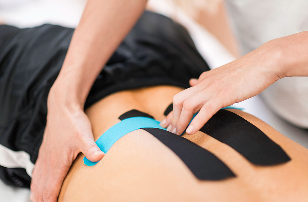The Benefits of Kinesiology Tape