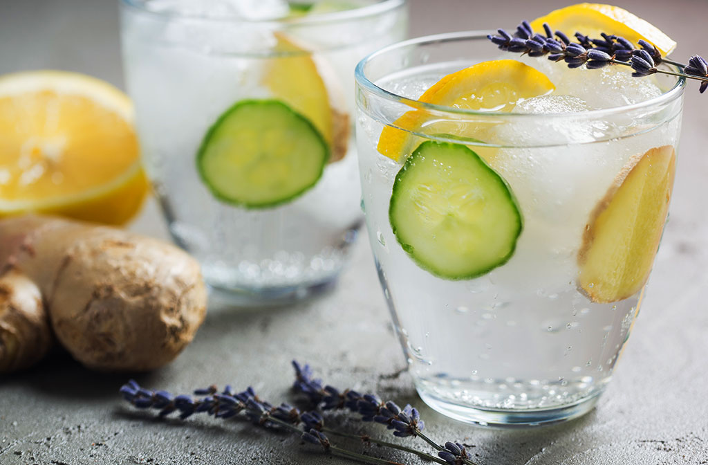 What are the Benefits of Drinking Infused Water?