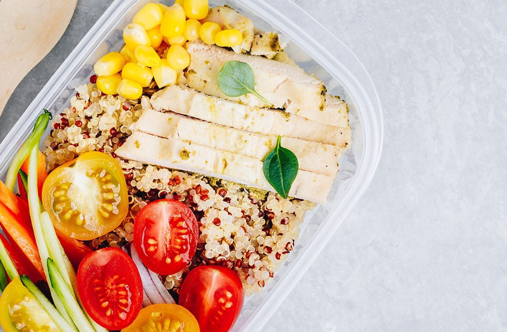 How to Pack a Healthy Lunch for Work or School